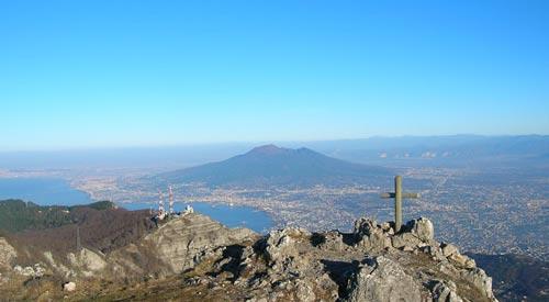 Mount Faito and Camaldoli tour in Sorrento peninsula and Amalfi Coast
